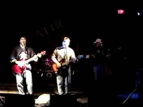 Street Legal Band performing a cover of Nirvana's 'Smells Like Teen Spirit""