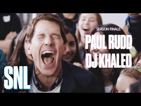 Paul Rudd Returns to SNL