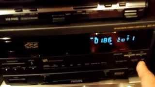 Philips DCC-91 - DCC- Digital Compact Cassette --MILAN --DEMO