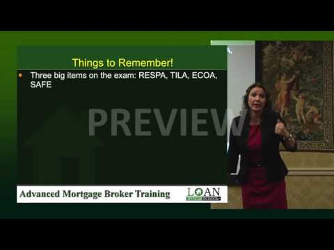NMLS Test Preparation Preview