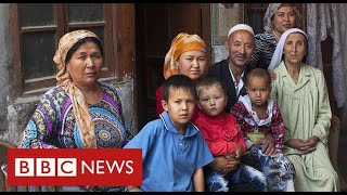 New evidence of Uyghur children separated from their families in China - BBC News