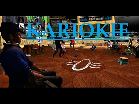 "Second Life: Ted Life ""Kariokie"" (Trolling)"