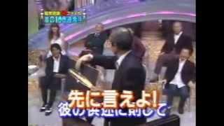 韮澤氏と大槻教授のまじめな?トークバトルです。