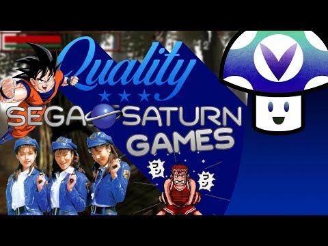 [Vinesauce] Vinny - Quality Sega Saturn Games