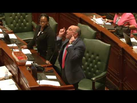 Lou Lang's House floor speech on  Right to Work 5/14/2015