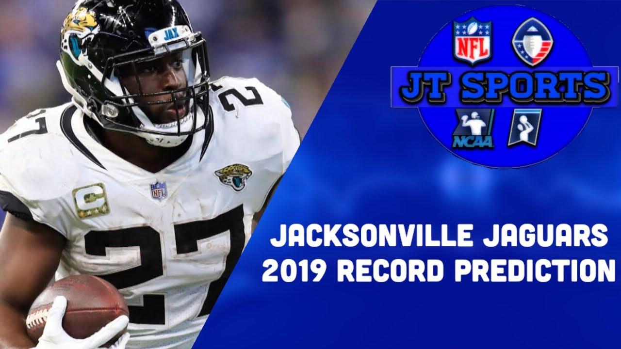 e04ec669 Jacksonville Jaguars 2019 Record Prediction | Jaguars 2019-2020 NFL  Predictions
