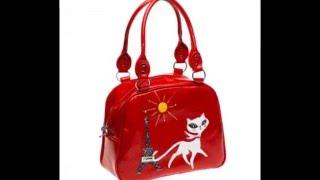 Классные сумки с кошками, рисунки кошек и аппликации кошек на сумках