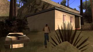 Паркур мод для GTA San Andreas скачать