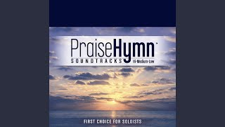 Jesus Never Fails (Medium w/background vocals) () (Performance Track)
