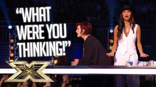 Download AS IF! MOST SHOCKING SIX CHAIR SING-OFFS! | The X Factor UK