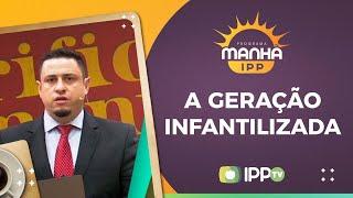 Manhã IPP | AO VIVO | IPPTV | A Sua TV Missionária