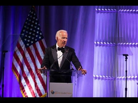 جو بايدن يعلن ترشحه رسمياً للانتخابات الأمريكية  - نشر قبل 9 ساعة