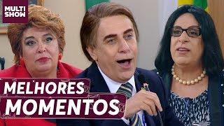 TOMSONARO Dilmoca Tamares e MUITO mais MELHORES MOMENTOS Multi Tom Humor Multishow