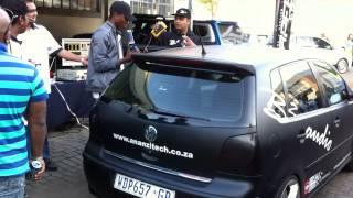 Team B2 SA Polo using 2 x B2 Audio Hn 15''