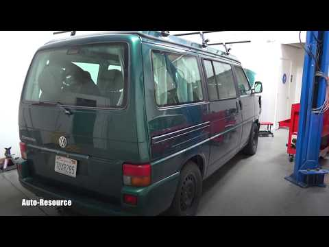 Volkswagen Eurovan Inspection