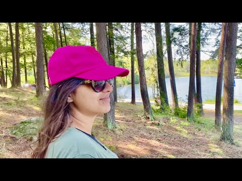BEST PLACE FOR CAMPING TO VISIT IN ONTARIO CANADA ||SILVER LAKE||