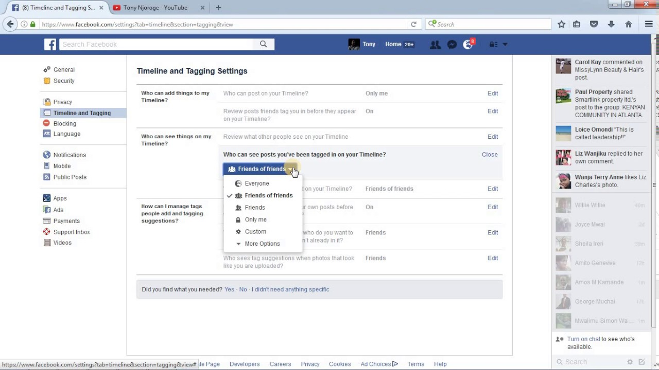 how to stop website posting on facebook