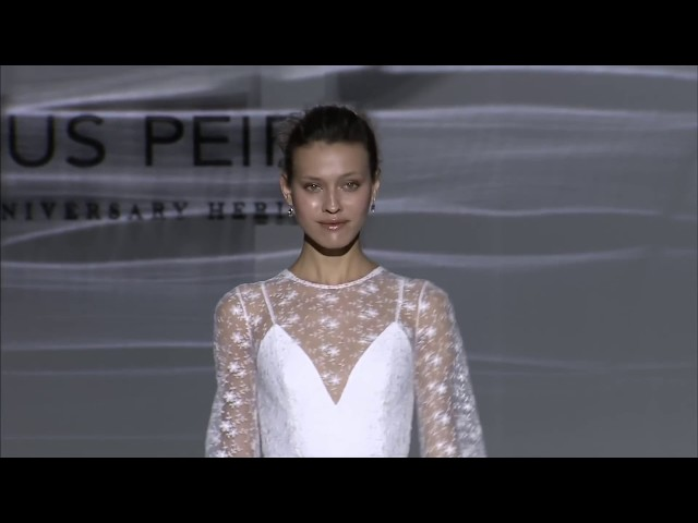 Official Video - JESUS PEIRO Heritage Collection - Catwalk Barcelona Bridal Fashion Week