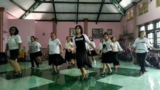 Dear Mother Line Dance Choreography By Wenarika (INA)