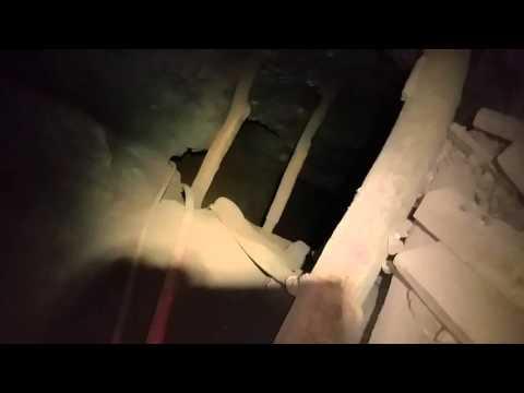 Inside the Columbia Mine