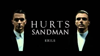 Watch music video: Hurts - Sandman