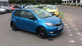 Skoda Citigo Colour Edition @ Skoda Dumfries - SJ18WUM