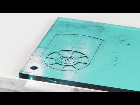 How to CNC Milling Acrylic glass like a pro DATRON CNC M8 Machine
