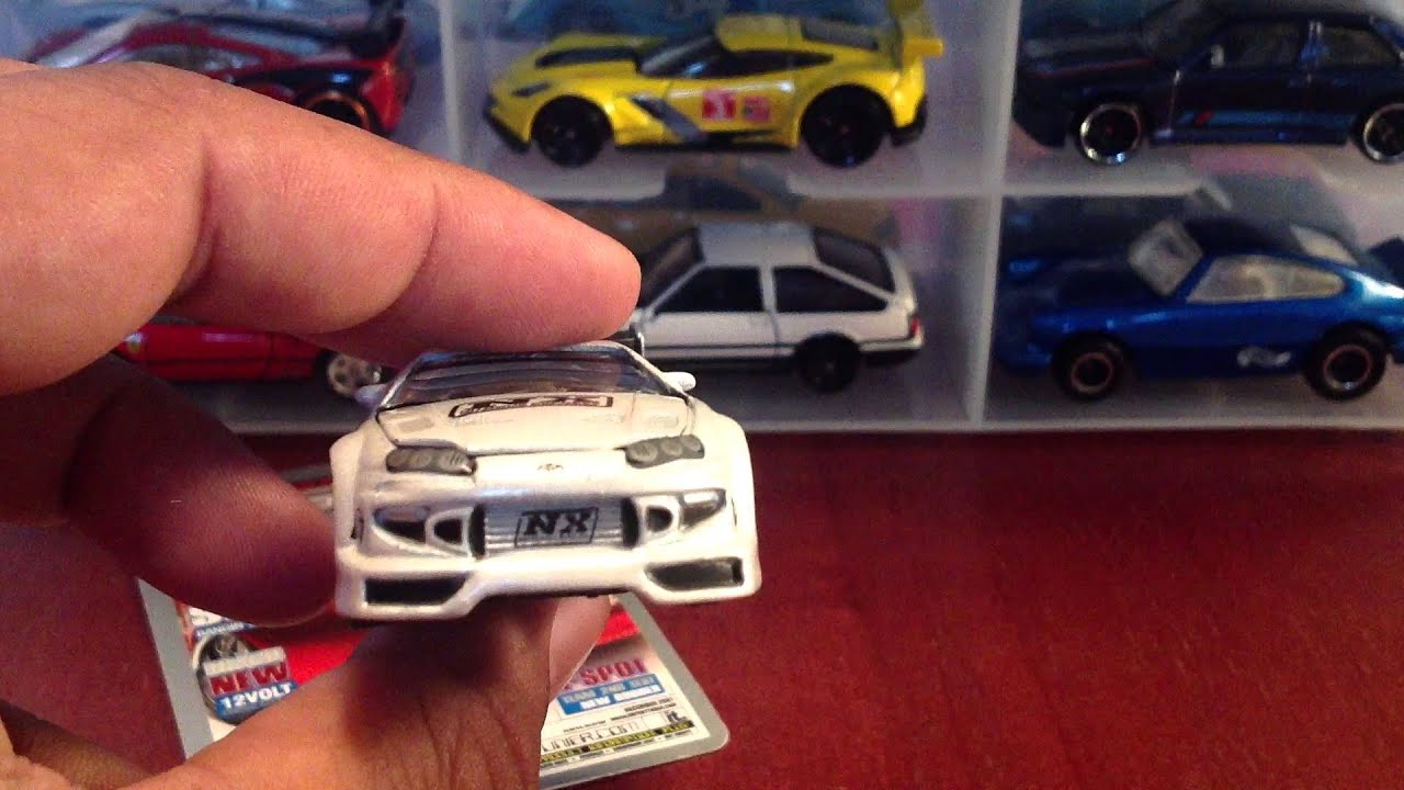 Muscle Machines \'97 Toyota Supra - YouTube