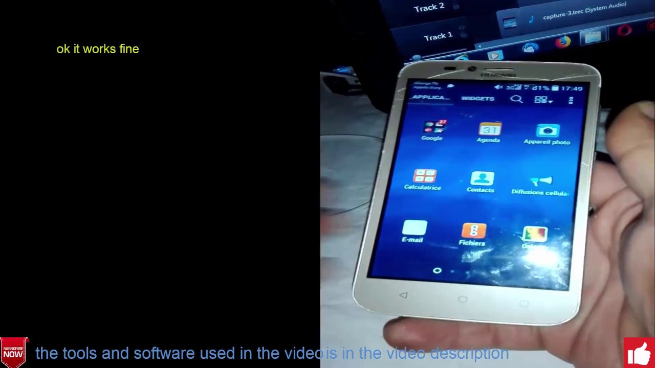 how to fix huawei y625 u32 encryption unsuccessful error 100% working  solution 2018