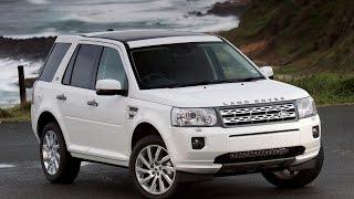 видео Автомобили Land Rover