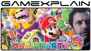 Mario Party 9 - Video Review (Nintendo Wii) (Video Game Video Review)