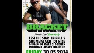 BRACKET -Mama Africa- live in Finland