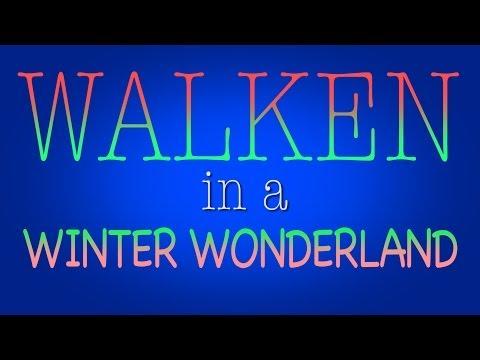 WALKEN AROUND - Episode 1 - Walken in a Winter Wonderland
