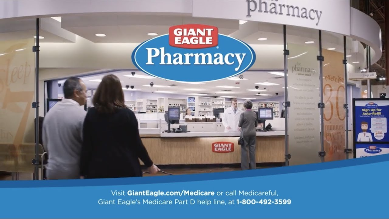 Giant Eagle Pharmacy I Like That Tv Youtube