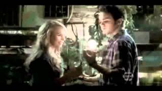 The Secret Circle Season 1 Episode 2 - Adam teaches Cassie about their powers