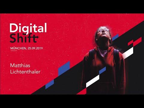 Matthias Lichtenthaler - The Use of Blockchain in Public Administration - DigitalShift 19 EN