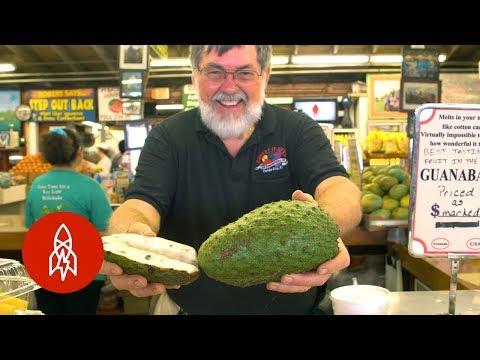 Robert's Got the Weirdest Fruit in Florida