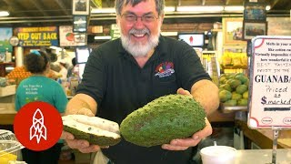 Robert's Got the Weirdest Fruit in Florida