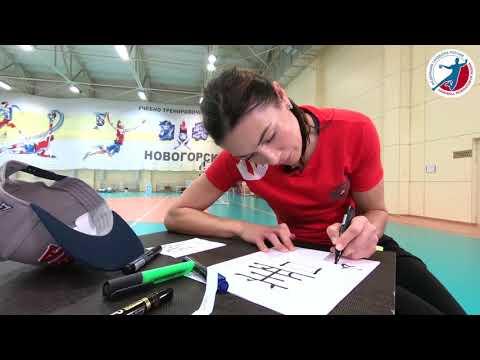 Иероглифы  от сборной России | Юлия Манагарова и добро