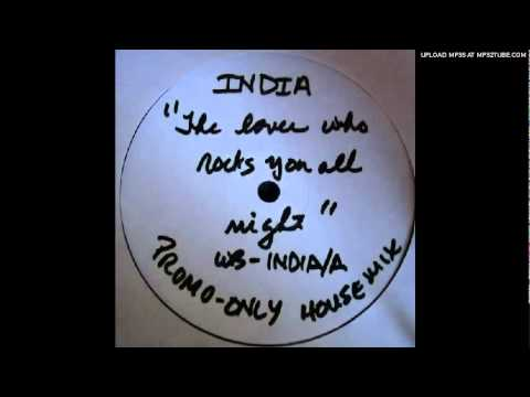 India - The Lover  Who Rocks You (Club Dub)