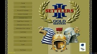 Settlers 3: Ultimate Collection, The gameplay (PC Game, 2000)