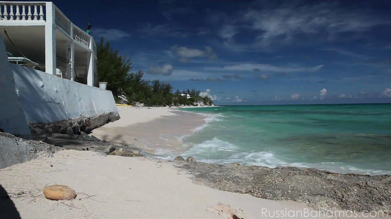 Отдых на Багамских островах. День первый.