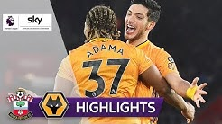 Irre! Wolves drehen 0:2 Rückstand | Southampton - Wolverhampton 2:3 | Highlights - Premier League
