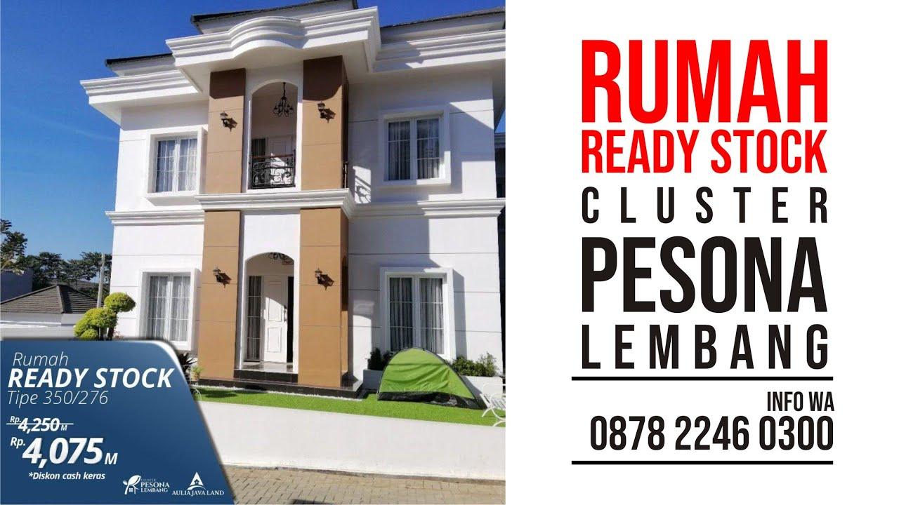 Perumahan Elite Lembang Bandung Barat   CLUSTER PESONA ...