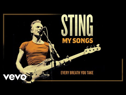 Sting - Every Breath You Take (Audio)