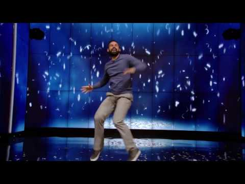 Trivia Dancer 11/30/16
