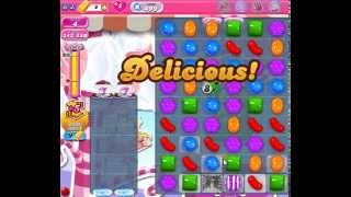 How to beat Candy Crush Saga Level 499 - 3 Stars - No Boosters - 434,940pts