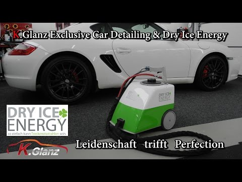 K.Glanz Exclusive Car Detailing & Dry Ice Energy