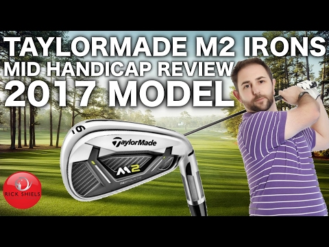 NEW TAYLORMADE M2 IRONS - MID HANDICAP REVIEW
