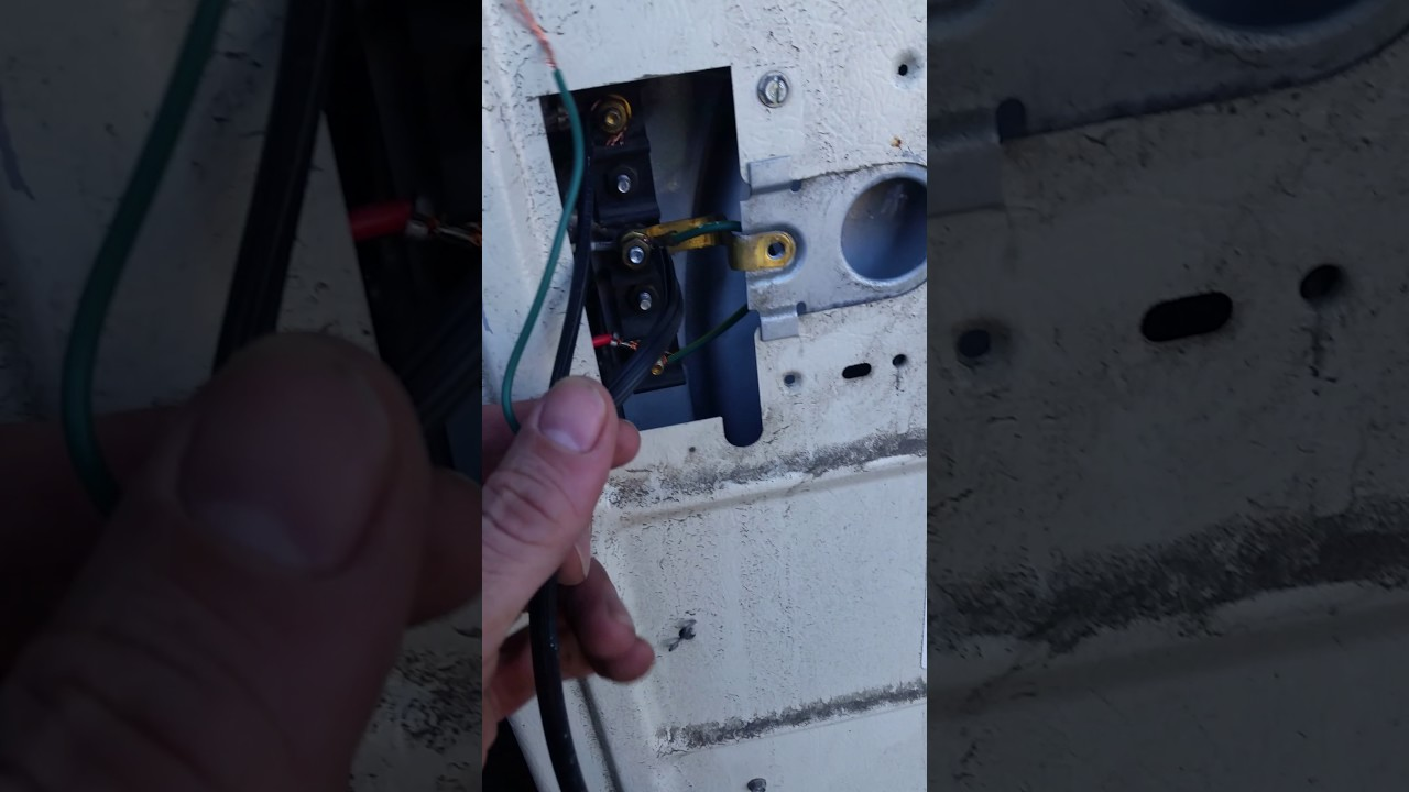 Converting Your 220v Electric Clothes Dryer To 110v Youtube Wiring Circuit